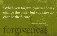 """A great topical list of Scripture on Forgiveness can be found at: http://devotionalchristian.com/bible-verses-forgiveness/    Mark 11:25 ESV And whenever you stand praying, forgive, if you have anything against anyone, so that your Father also who is in heaven may forgive you your trespasses."""" //  Matt. 6:15 but if you do not forgive others their trespasses, neither will your Father forgive your trespasses."""