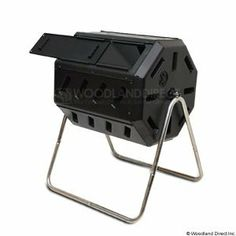 Finally settled on this one. Tumbling Composter by Woodland Direct, http://www.amazon.com/dp/B004ZG45P6/ref=cm_sw_r_pi_dp_nJTqqb0W7CF6X