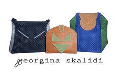 REMPLIT new ss16 collection www.georginaskalidi.com Clutch Bags, Ss16, Collection, Clutch Purse, Clutch Bag