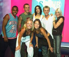 S club 7 Jon Lee, S Club 7, Rachel Stevens, Back Row, Tv Series, Image, Celebrity, Google Search