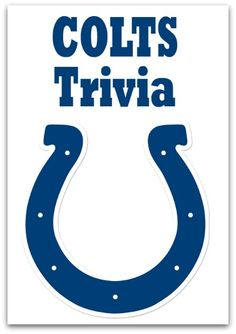 5 Fast Facts About the Indianapolis Colts #indycolts #nfl #sportstrivia