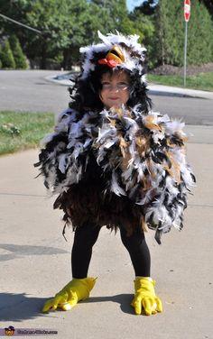Chicken Costume - Halloween Costume Contest via @costumeworks