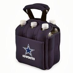Officially-Licensed NFL Team Logo Six-Pack Cooler