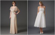 Wedding Inspiration: High St Fashion Iola and Iris Wedding dresses by Monsoon. http://www.pierrecarr.com/blog/2014/08/wedding-inspiration-high-st-fashion/ #Monsoon #Weddingdress