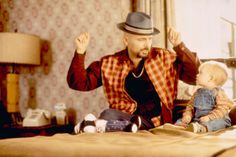 Baby's Day Out, Panama Hat, Cinema, Hipster, Hollywood, Film, Funny, Movies, Babys