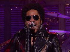 "David Letterman - Lenny Kravitz: ""Get Back"" (+playlist)"