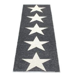 Pappelina Viggo Star rug for the hallway