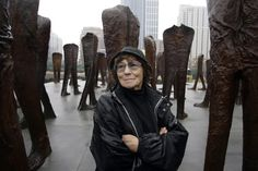 Magdalena Abakanowicz Sculptor of Brooding Forms Dies at 86