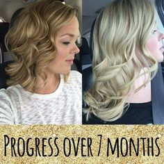 Growth with Volume line - Monat
