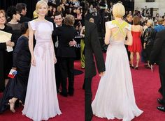 Cate Blanchet in Givenchy is probably one of the Best Oscar Dresses of All Time