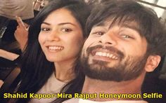 Honeymoon Ke Liye Londaon Gaye #ShahidKapoor-#MiraRajput Padhiye Poori Jankari Yaha Se: http://nyoozflix.in/bollywood-gossip/shahid-kapoor-mira-rajput-honeymoon/