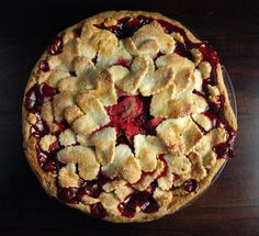 Heart Pie Crust Top