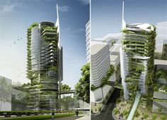 Editt Ecological Tower, - Google Search