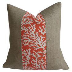 Shelby Indoor/Outdoor Pillow