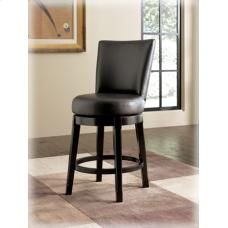 The Emory Upholstered Counter Height Barstool has a rich contemporary design. Home Bar Furniture, Dining Room Furniture, Cool Furniture, Upholstered Bar Stools, Swivel Bar Stools, 24 Inch Bar Stools, Leather Counter Stools, Nebraska Furniture Mart