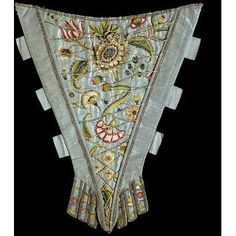 17th century embroidery - Google Search