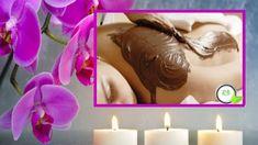 Massage domicile: Soin du corps à la boue de la Mer Morte Bouche du ... Combattre Le Stress, Peau D'orange, Le Psoriasis, Birthday Candles, Massage Oil, Body Wraps, Mud Bath, Private Parts, Dead Sea