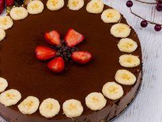 Rețeta perfectă pentru cel mai delicios cheesecake cu ciocolată fără coacere!