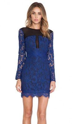 NBD Lace Dress #shoppingpicks