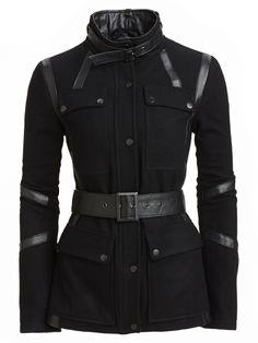 Danier. futuristic avant garde couture - gratefully repinned by RokStarroad http://goo.gl/B2qFtn