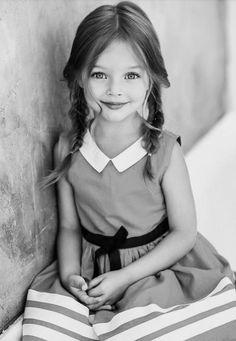 #cute #girl #blackandwhite #pic
