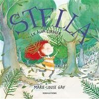 http://www.adlibris.com/se/product.aspx?isbn=913216033X | Titel: En älva i skogen - Författare: Marie-Louise Gay - ISBN: 913216033X - Pris: 75 kr