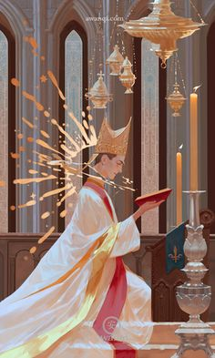 Awanqi illustration  St. Denis