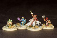 Heroes, Erebos, Chaos, Warmaster, Fantasy, Wargaming – Trolls Under the Bridge