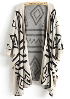 Prints Fringe Knitted Top + Kimono Floral Print Aqua Accents Faux Leather White on White Summer Cardigan Neutral Colors Silk on Silk Combine Different Patterns Look Chic, Looks Cool, Look Fashion, Fashion News, Swagg, Passion For Fashion, Autumn Winter Fashion, Style Me, Cute Outfits