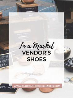 In a Market Vendor's Shoes