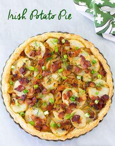 Irish Potato Pie | World Recipe Collection