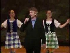 """John McDermott- Scotland Forever """"Scotland The Brave"""" (LIVE)"""