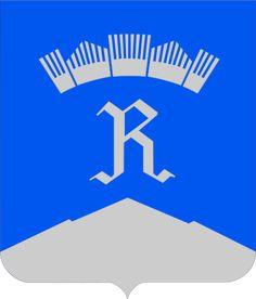 Rovaniemen kauppalan/kaupungin vaakuna 1930-2005