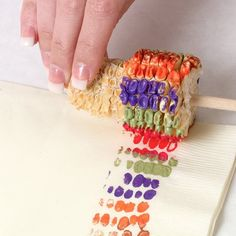 Vegetables aren't just for eating, they make great stamps too! Learn four ways to use them in your art projects!