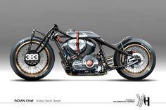 Visualizing Custom Motorcycles with Holographic Hammer - Moto Rivista