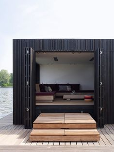 Like the idea of adding 'cabins' to the build in the garden. It could even be reused shipping containers...
