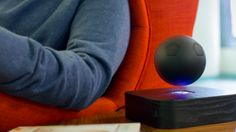 Get 9% off the Om/One Levitating Bluetooth Speaker ($179.99 incl. shipping; pre-order)