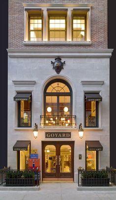 LIVING IN DESIGN: MAISON GOYARD, NUEVA YORK.