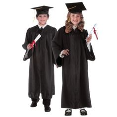 Child Graduation Robe | Low Priced Graduation Party Individual Supplies and Decorations