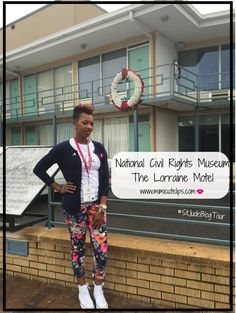Lifestyle blogger MimiCuteLips is shares her guided tour of the National Civil…