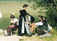 Tracht im Tölzer Land #Miesbach