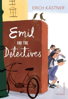 Emil and the Detectives. Design: Suzanne Dean. Illo: Salvatore Rubbino