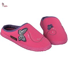 Chaussures Giesswein roses fille wihqn1p