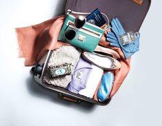 Como hacer una maleta de fin de semana largo http://www.estilaestilo.cl/2013/03/como-hacer-una-maleta-de-fin-de-semana-largo/