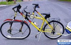 5 सबसे अजीब और विचित्र साइकिले Unique Bicycle Inventions Cool Bicycles, Vintage Bicycles, Cool Bikes, Walking Bicycle, Bici Retro, All Mountain Bike, Electric Cycle, Powered Bicycle, Used Bikes