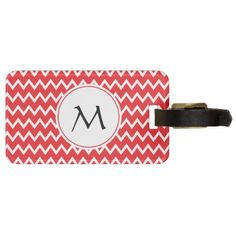 >>>Low Price          Monogrammed Red and White Chevron Pattern Tag For Luggage           Monogrammed Red and White Chevron Pattern Tag For Luggage lowest price for you. In addition you can compare price with another store and read helpful reviews. BuyDiscount Deals          Monogrammed Red...Cleck Hot Deals >>> http://www.zazzle.com/monogrammed_red_and_white_chevron_pattern_luggage_tag-256437832401391158?rf=238627982471231924&zbar=1&tc=terrest