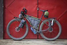 Bike Touring Drybags