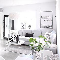 Livingroom ❤️ Beklager mitt fravær i det siste men formen har vært dårlig. Kommer sterkere tilbake snart •