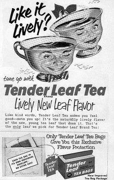 vintage tea labels free printable - Google Search