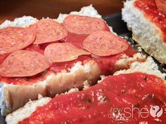 Easy french bread pizza recipe to try